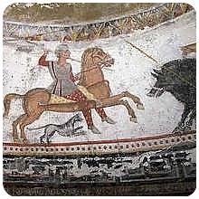Земите на Долна баня в древността и античността са владяни от тракийски племена