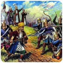 1666 г. Битката за Кандия (о-в Крит) между Венецианската република и Османската империя навлиза в последната решителна фаза.