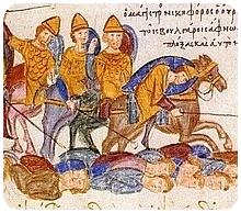 Битката на Самуил с Василий II при Траянови врата на 17 август 986 г.